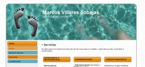 Marcos Villares Podologo